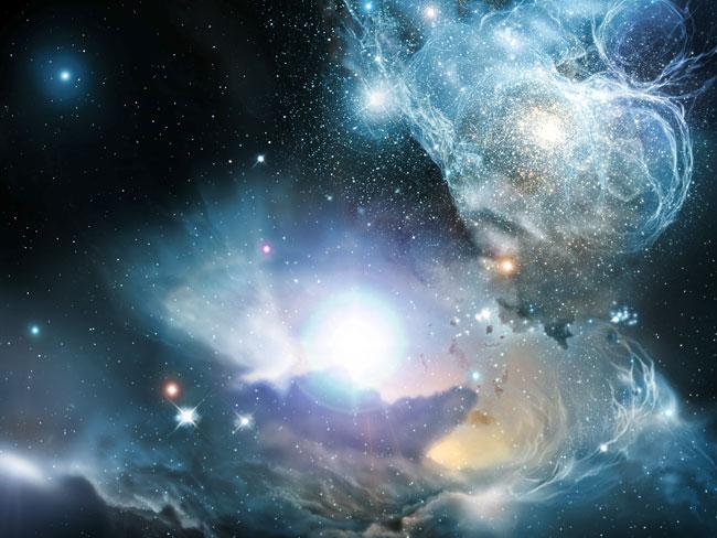 vento cosmico